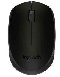 EL - Logitech B170 Wireless Mouse, fekete