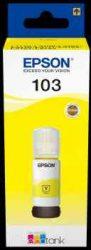 PPE - Epson T00S44A no.103 tinta, sárga, 65ml, L3110/3150