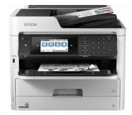 PE - Epson WorkForce Pro WF-M5799DWF A4 mono nyomtató/másoló/szkenner/fax