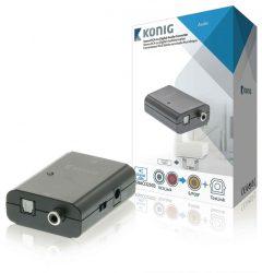 HK - Konverter, König KNAC02503 RCA to Digitális Audio Konverter