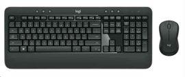 BL - Logitech Wireless Desktop MK540 vezeték nélküli billentyűzet+egér