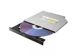 DVD RW - LiteOn DU-8AESH Notebook DVDíró, 9.5mm, fekete