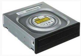DVD RW - LG DVDíró H24NSD5 SATA fekete