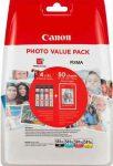 PPC - Canon CLI-581XL multipack + 10x15 fotópapír (BK,C,M,Y)