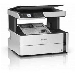 PE - Epson Ecotank ITS M2170 mono nyomtató/másoló/szkenner (Wifi Di/LCD/Duplex)
