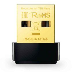 HAK - TP-Link TL-AC 600 Archer T2U Nano Wireless USB adapter