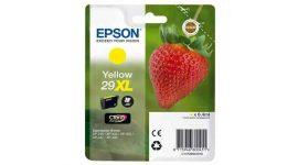 PPE - Epson T2994 sárga tinta, no.29XL, Eper, 6.4ml 450 oldal