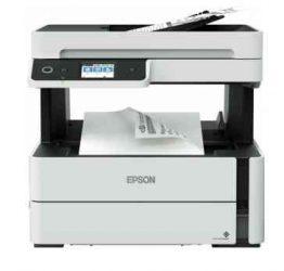 PE - Epson Ecotank ITS M3170 mono nyomt/más/szken/fax (Wifi Di/LAN/LCD/ADF/Dupl)