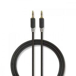 "KÁBEL - Audio kábel 3.5"" jack-jack  3.0m, Nedis CABW22000AT30"