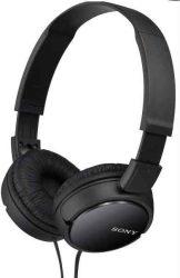 HKM - Sony MDR-ZX110 fejhallgató, fekete