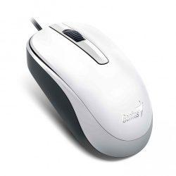 EG - Genius DX-120 optikai egér fehér USB