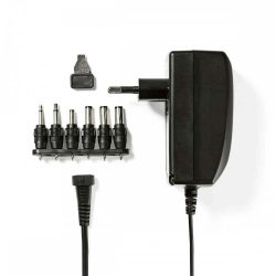 NBK - Univerzális AC adapter, 3-12V, 2250mAh, Nedis ACPA007
