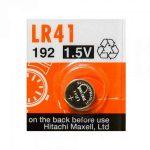 ELEM - Gombelem LR41/192/V3GA, Maxell