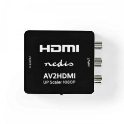 KELLÉK - Adapter, Kompozit video - HDMI konverter, Nedis VCON3456AT