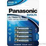 ELEM - Panasonic Evolta 4xAAA mikroceruzaelem