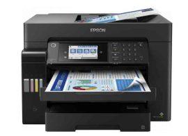 PE - Epson Ecotank ITS L15160 A3+ nyomt/másoló/szken/fax (Full Duplex, Full A3)