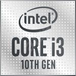 CPUI - Intel Core i3-10100 3.6GHz processzor, dobozos, 1200