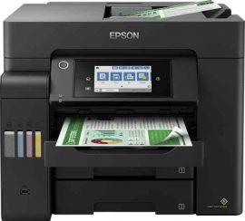 PE - Epson Ecotank ITS L6550 nyomt/másoló/szken/fax (Wifi Di/LAN/LCD/DADF/Dupl)