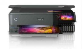 PE - Epson Ecotank ITS L8180 A3+ fotónyomt/másoló/szken (Wifi Di/LAN/LCD/Duplex)