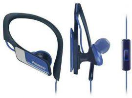 HKM - Mikrofonos sport fülhallgató, Panasonic RP-HS35ME-A, kék