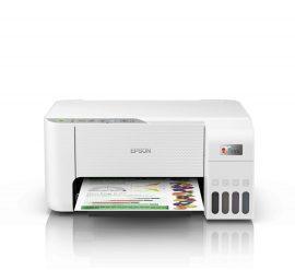 PE - Epson Ecotank ITS L3256 nyomtató/másoló/szkenner (Wifi Direct), fehér
