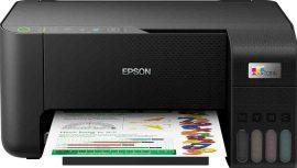 PE - Epson Ecotank ITS L3250 nyomtató/másoló/szkenner (Wifi Direct), fekete