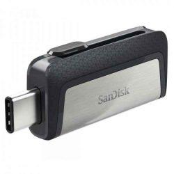 M - Pendrive  32GB Sandisk Dual Drive, Type-A - Type-C, USB3.1, 150MB/sec.