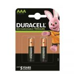 ELEM - Duracell Akku. Mikro 2db 900mAh Stay Charged