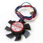 CO - VGA hűtőventillátor, 5cm, 4500rpm